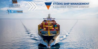 Shippingbyen vokser
